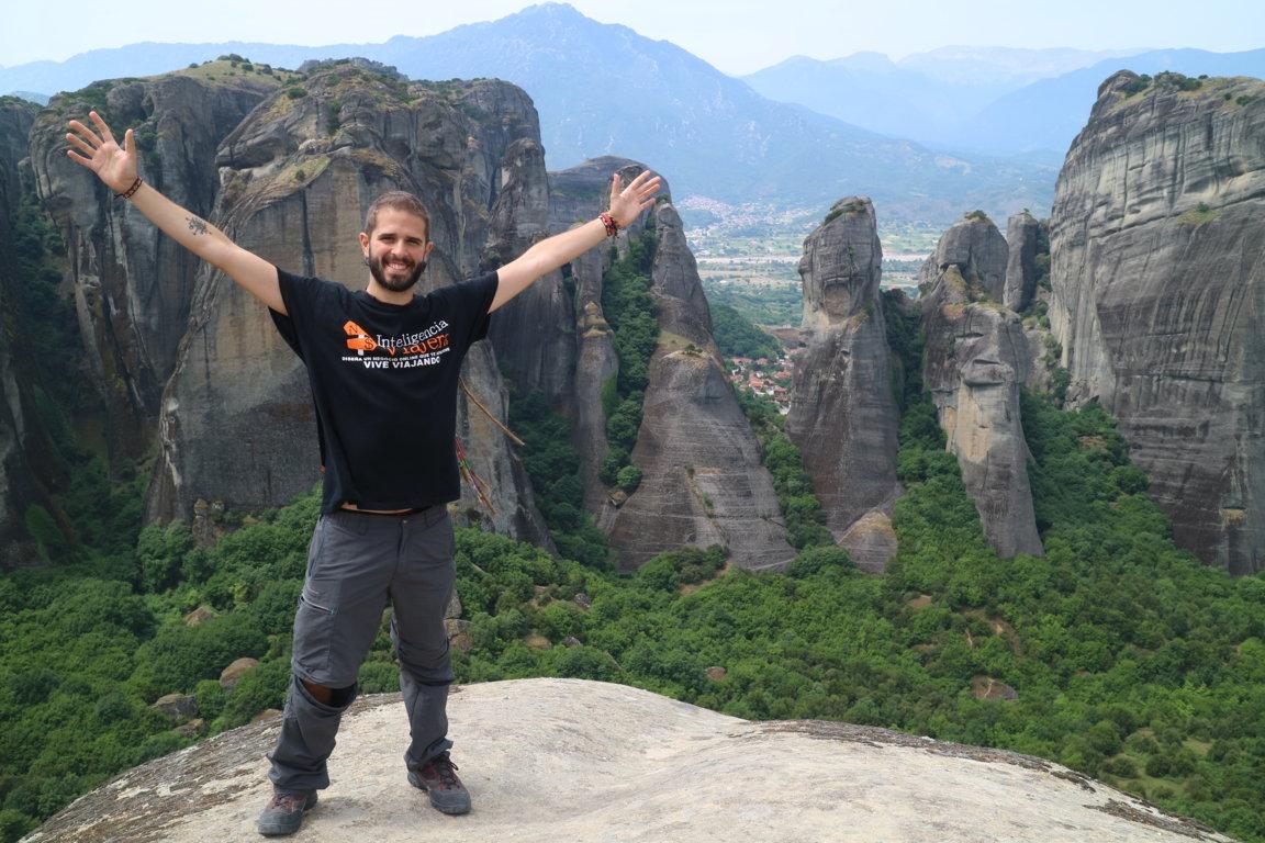 Entrevista por un Mundo Mejor #7: Antonio G (Creador del exitoso Blog Inteligencia  Viajera) – Algo más que un viaje