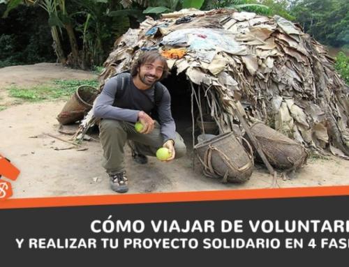 Cómo viajar de voluntario y realizar tu propio proyecto solidario en 4 fases (Inteligencia Viajera)