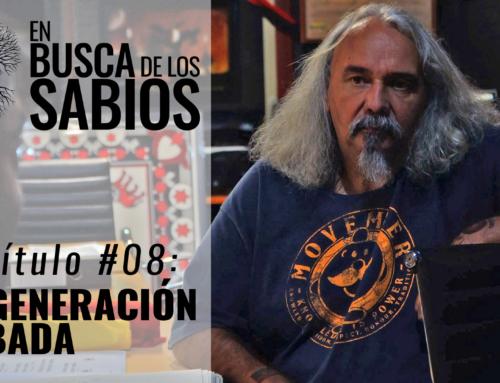 EN BUSCA DE LOS SABIOS #8: La Generación Robada
