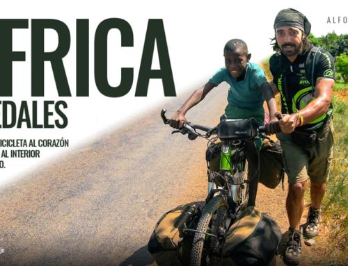 «ÁFRICA A PEDALES: Un viaje al corazón de África…y al interior de uno mismo»